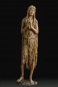 01 Donatello, Maddalena, dopo il restauro, courtesy Museo dell'Opera del Duomo Firenze, FOTO Antonio Quattrone