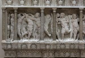 Donatello, Cantoria, courtesy Museo dell'Opera del Duomo, Firenze, foto Antonio Quattrone (3)