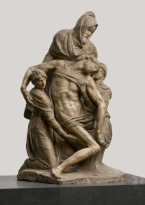 Michelangelo, Pieta, Museo dell'Opera del Duomo, foto Antonio Quattrone (2)m